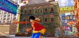 One Piece: World Seeker. Геймплейный трейлер