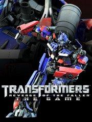 Transformers: Revenge of the Fallen – фото обложки игры