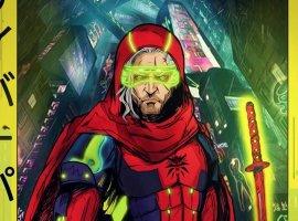 Геральт иЦири вмире Cyberpunk 2077 нановых качественных фан-артах