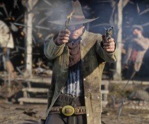 Как изменилась графика вRed Dead Redemption современи выхода первой части?