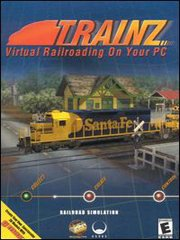 Trainz – фото обложки игры