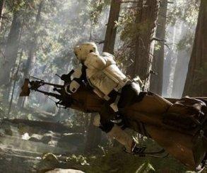 Сможете ли вы отличить Star Wars: Battlefront от фильма?