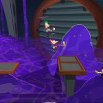 Скриншот Phineas and Ferb: Across the Second Dimension – Изображение 10