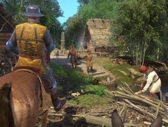 Игры про Средневековье с открытым миром
