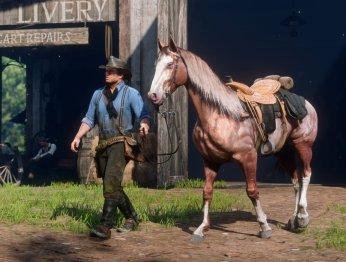 20 изумительных скриншотов Red Dead Redemption2