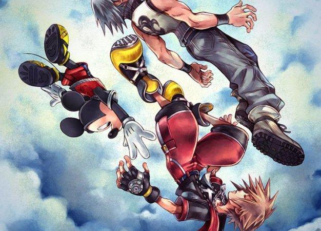 Рецензия на Kingdom Hearts: Dream Drop Distance