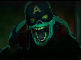 В сети появилось много концепт-артов  будущих сериалов Marvel. Там Капитан Америка стал зомби!