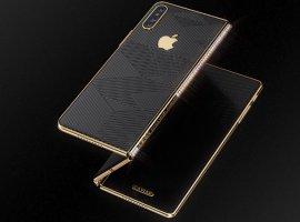 Российские разработчики представили концепт складного премиум-смартфона iPhone Z