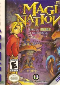 Magi Nation – фото обложки игры