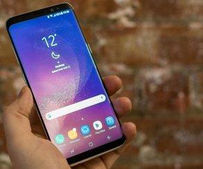Много о Samsung Galaxy S9: логотип устройства, 6 Гб оперативной памяти и другое