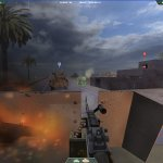 Скриншот Baghdad Central: Desert Gunner – Изображение 5