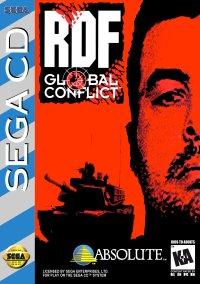 RDF Global Conflict – фото обложки игры