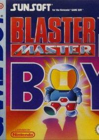 Blaster Master Boy – фото обложки игры