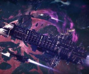 Первый геймплей многообещающей стратегии Battlefleet Gothic: Armada