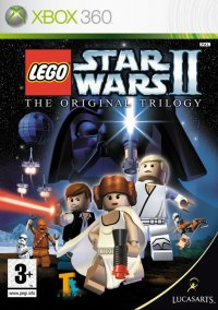 Lego Star Wars II: The Original Trilogy – фото обложки игры