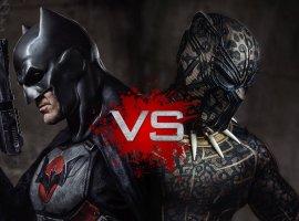Бэтмен-убийца сразился сглавным злодеем Черной Пантеры