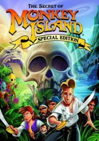 The Secret of Monkey Island: Special Edition – фото обложки игры