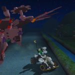 Скриншот LEGO Ninjago Nindroids – Изображение 5