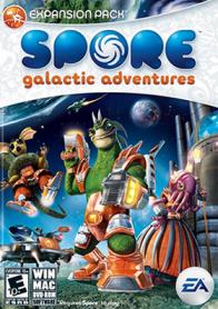 Spore: Galactic Adventures (Spore: Космические приключения)