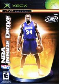 NBA Inside Drive 2004 – фото обложки игры