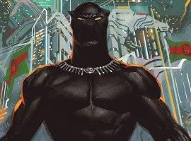 Черная пантера станет лидером Межгалактической Империи Ваканды
