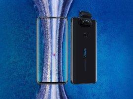 Asus ZenFone 6представлен официально: необычный флагманский камерофон поцене китайских новинок