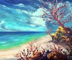 Геймеры вспомнили игры случшими океанами, морями ипрочей «водной эстетикой»