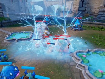 Clash of Magic VR. Анонсирующий трейлер