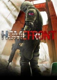 Homefront – фото обложки игры