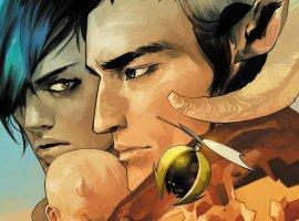 """""""Saga"""" - несколько слов о живой классике комиксов"""