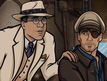 Первые впечатления от9 сезона мультсериала «Спецагент Арчер»
