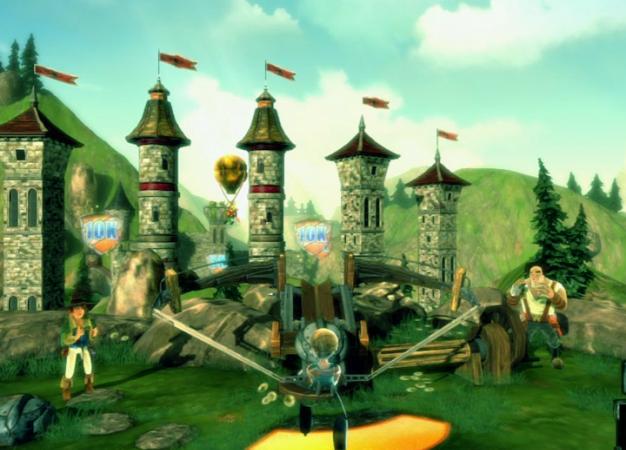 Пять лучших скачиваемых игр для Kinect