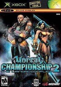 Unreal Championship 2: The Liandri Conflict – фото обложки игры