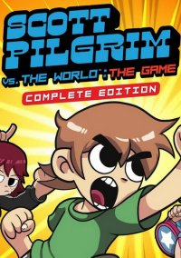 Scott Pilgrim vs. The World: The Game – Complete Edition – фото обложки игры