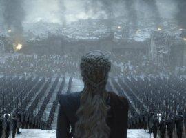 Самые крутые сцены 6 серии 8 сезона «Игры престолов» вгифках
