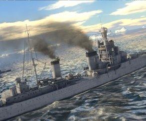 Полный вперед! ВWar Thunder уже можно протестировать корабли-крейсеры