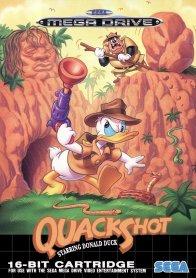 Quackshot: Starring Donald Duck