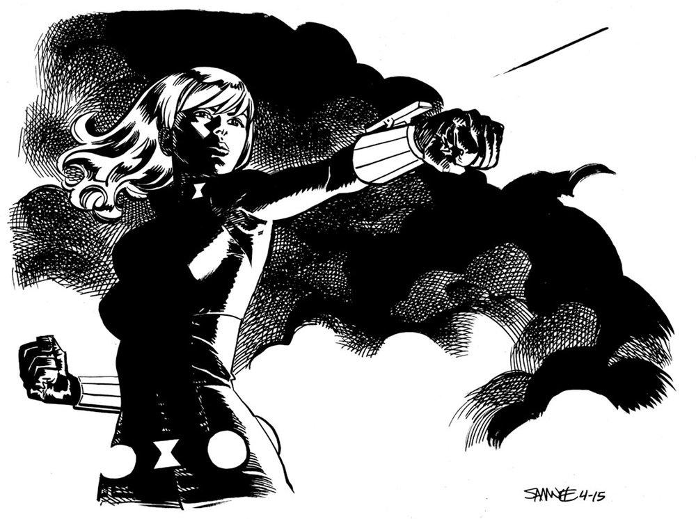 Супергерои Marvel и DC в рисунке Криса Сомни | Канобу - Изображение 8815