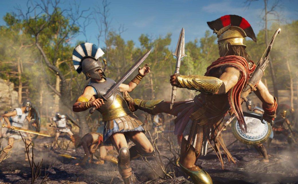 Все, что мы знаем об Assassin's Creed: Odyssey — сеттинг, Пелопоннесская война, Древняя Греция | Канобу - Изображение 1