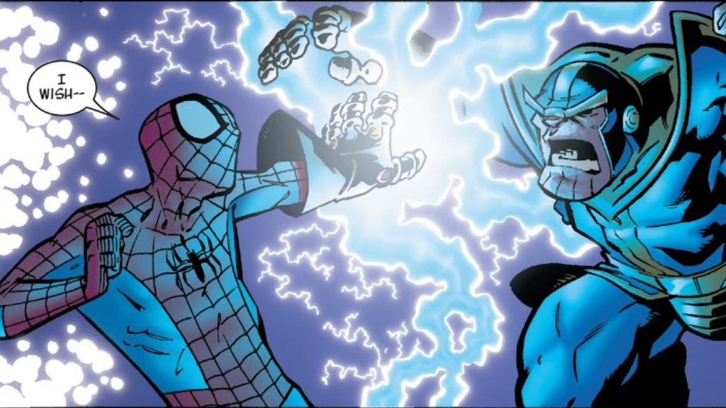 Какие персонажи Marvel, кроме Таноса, использовали Перчатку Бесконечности? | Канобу - Изображение 0