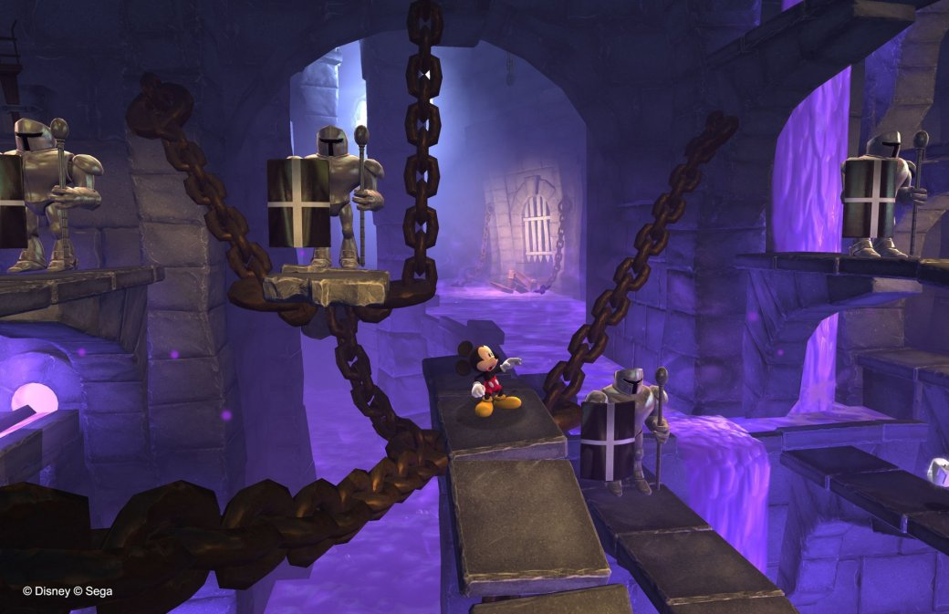 Рецензия на Castle of Illusion Starring Mickey Mouse | Канобу - Изображение 1