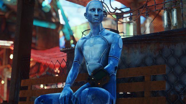 Моддер сделал синтов из Fallout 4 похожими на андроидов из Detroit: Become Human | Канобу - Изображение 4763