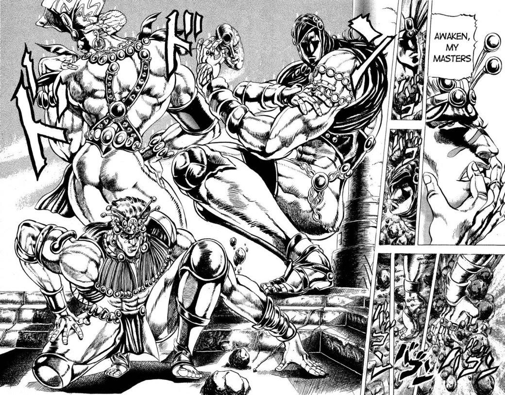 «Невероятные приключения ДжоДжо»— самая безумная икрутая история вмире | Канобу - Изображение 1922