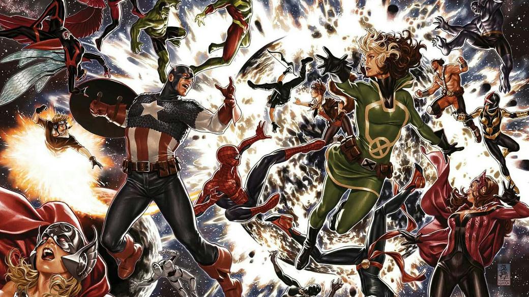 Avengers: NoSurrender— самый бездарный комикс про Мстителей за последние годы. - Изображение 1