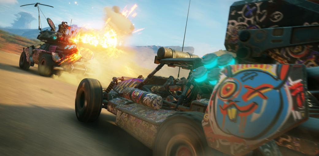 Gamescom 2018. RAGE 2 — яростный шутер, по динамике близкий к DOOM | Канобу - Изображение 3