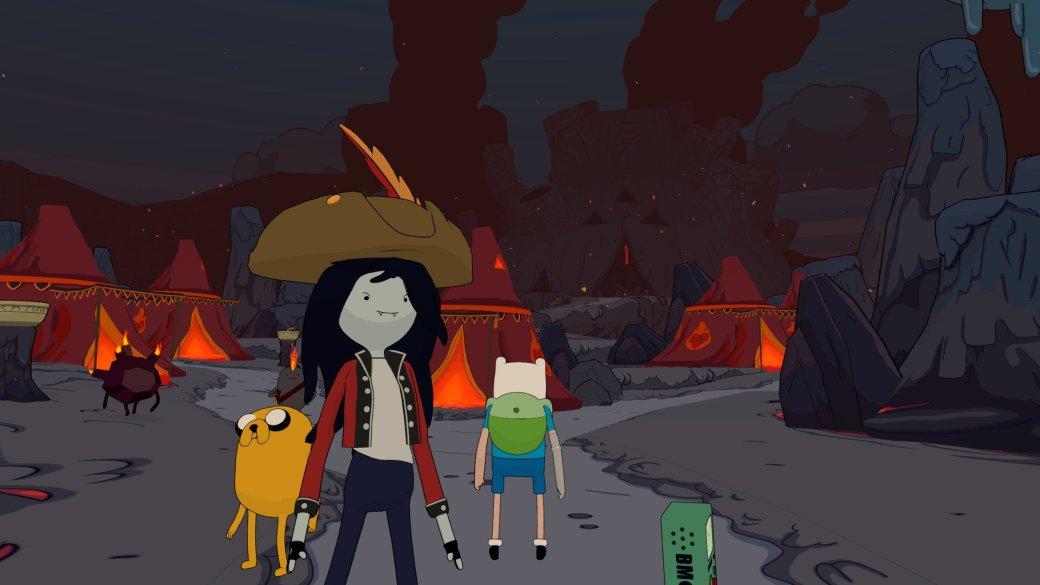 Обзор Adventure Time: Pirates ofthe Enchiridion для PC, PS4, Xbox One и Nintendo Switch | Канобу - Изображение 3