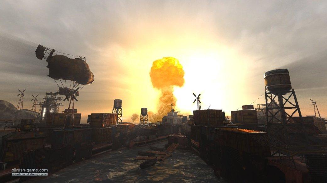 Обзор Oil Rush - рецензия на игру Oil Rush | Рецензии | Канобу