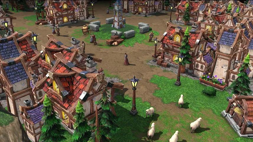 Blizzard показала трейлер «Резни в Стратхольме» из WarCraft III: Reforged | Канобу - Изображение 1