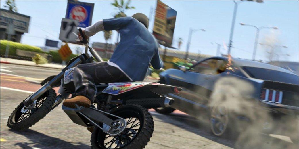 Grand Theft Auto V. Новая страна возможностей.   Канобу - Изображение 6