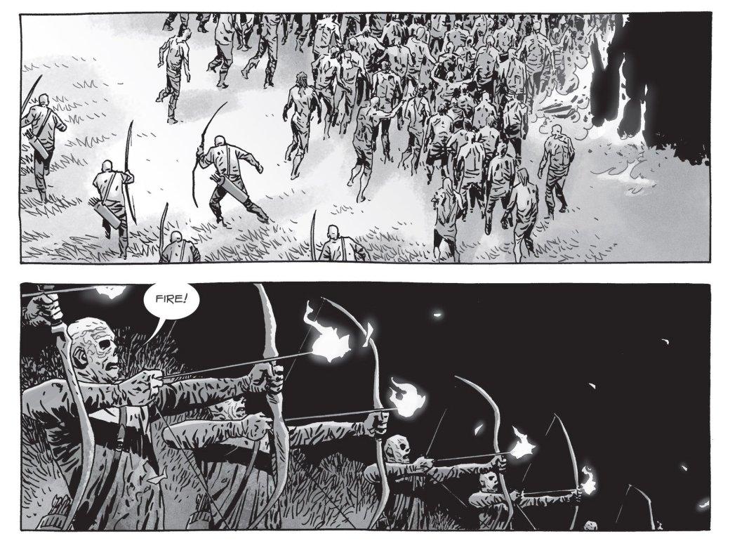 Война с Шепчущимися в комиксе The Walking Dead не оправдала ожиданий | Канобу - Изображение 21